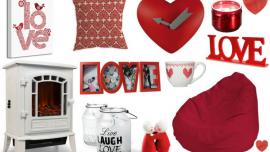 Romantyczny walentynkowy wieczór w domu – zainspiruj się